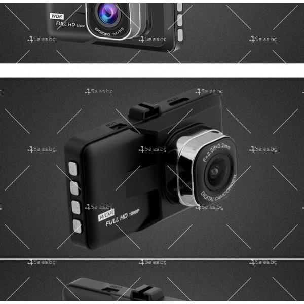 DVR Рекордер за кола с 3-инчов Full HD 1080P,цифров видео рекордер - AC98 7