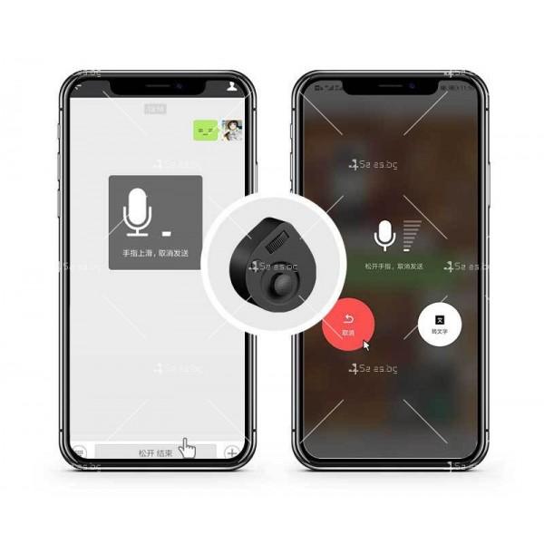 Aвтомобилен безжичен контролер, дистанционно управление, за мобилен телефон HF54 3