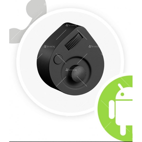 Aвтомобилен безжичен контролер, дистанционно управление, за мобилен телефон HF54 6