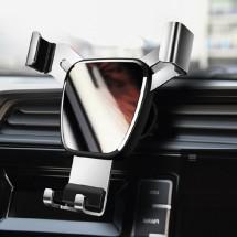 Метална стойка за мобилни устройства за автомобил с щипка ST16