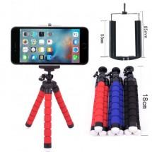 Висококачествен статив за мобилни устройства трипод с огъваеми крака ST17