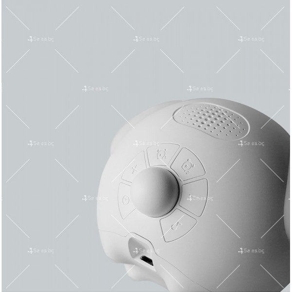 Емоджи часовник-аларма с голям цифров дисплей TV682 5