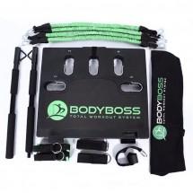 Комплект BODYBOSS 2.0 домашен, преносим фитнес за упражнения TV684