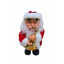 Коледна украса Танцуващ Дядо Коледа