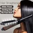 Професионална турмалинова преса за коса с йони, за всички типове коса TV672 1