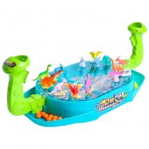 "Настолна образователна игра с динозаври ""Duel Dinosaurs"" - WJ02"