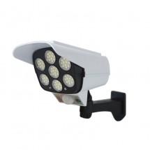 Соларна лампа, имитираща камера за видеонаблюдение - H LED22