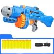 Голям детски ръчен пистолет с меки куршуми стрели - WJ15 3