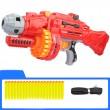 Голям детски ръчен пистолет с меки куршуми стрели - WJ15 4