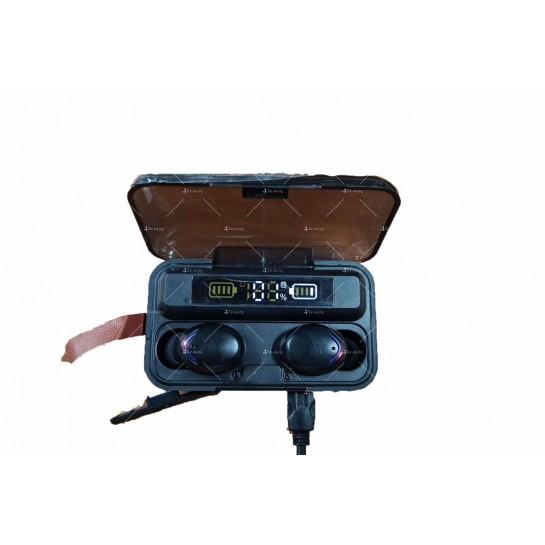 Безжични слушалки със зареждаща кутия с LED дисплей YW-А13 - EP13