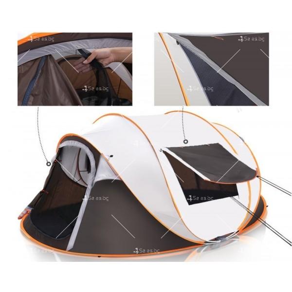 Палатка с автоматичен механизъм на сглобяване PALAT7 2