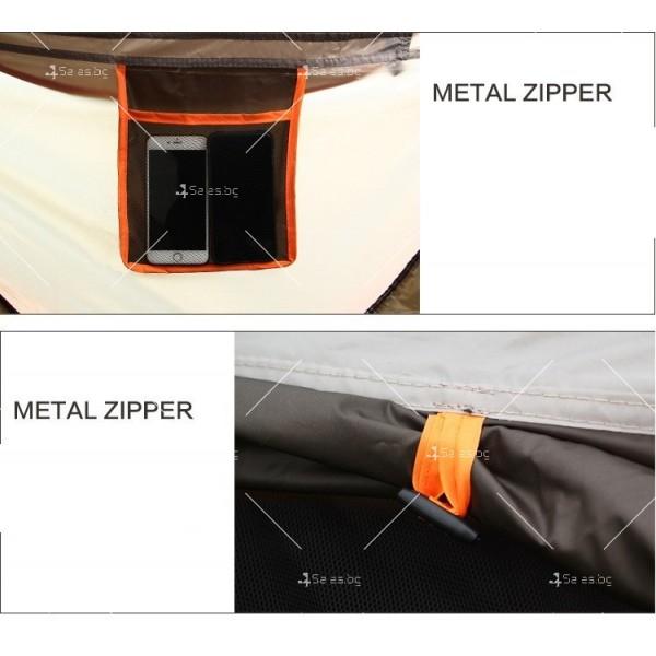 Палатка с автоматичен механизъм на сглобяване PALAT7 8