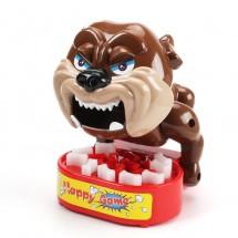 Пластмасова играчка куче, което хапе в три варианта - WJ7