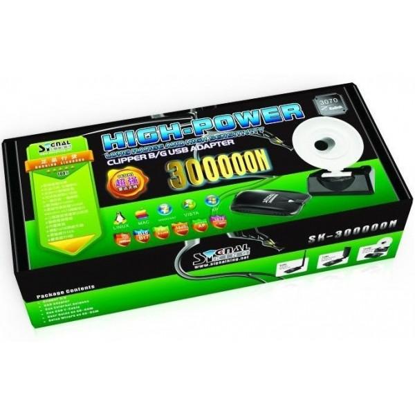 300000N Signal King 3070+16 Dbi ANT. WIFI USB