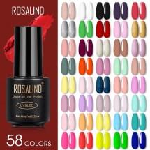 Дълготраен гел лак за нокти ROSALIND - ZJY107