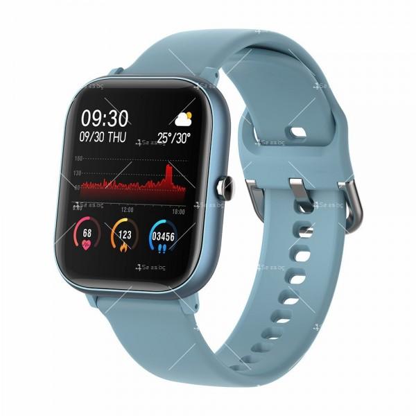 COLMI P8 водоустойчив часовник с режим за спорт и движение за Android и iOS SMW55 4