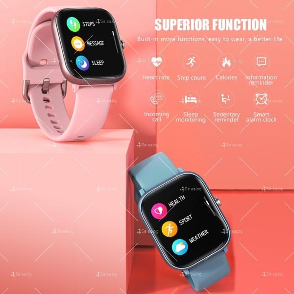 COLMI P8 водоустойчив часовник с режим за спорт и движение за Android и iOS SMW55 7