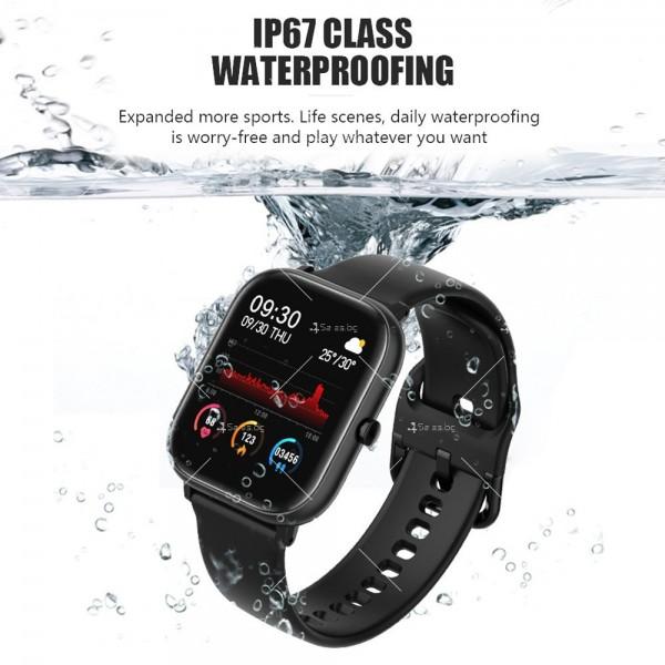 COLMI P8 водоустойчив часовник с режим за спорт и движение за Android и iOS SMW55 8