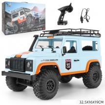 Детска играчка пикап с дистанционно управление за офроуд катерене - TOY CAR27