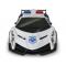 Електрическа спортна полицейска кола със звукови и светлинни ефекти - TOY CAR28 4