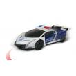 Електрическа спортна полицейска кола със звукови и светлинни ефекти - TOY CAR28 5