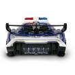 Електрическа спортна полицейска кола със звукови и светлинни ефекти - TOY CAR28 8