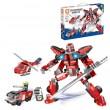 Детска играчка робот трансформарс - wj8 5