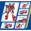 Детска играчка робот трансформарс - wj8 2