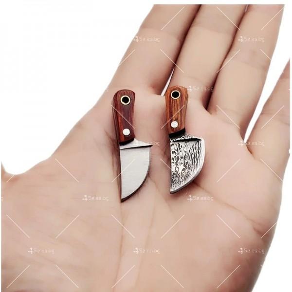 Ключодържател мини кухненски нож Swayboo N74 5