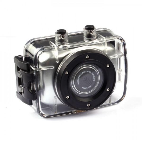 Action camcorder HD 720P Най-ниска цена в България 2