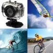 Action camcorder HD 720P Най-ниска цена в България 7