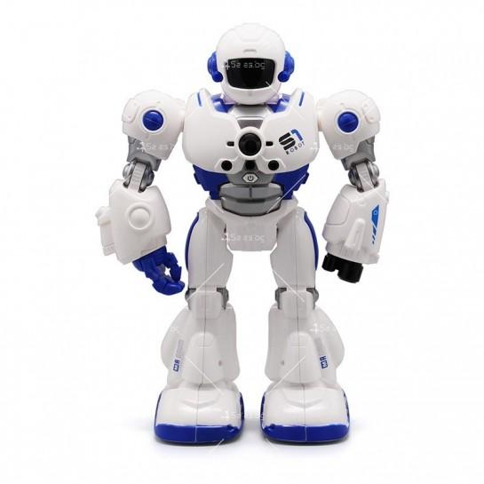 Интелигентен робот Mocha Cops S1 с дистанционно управление WJ28
