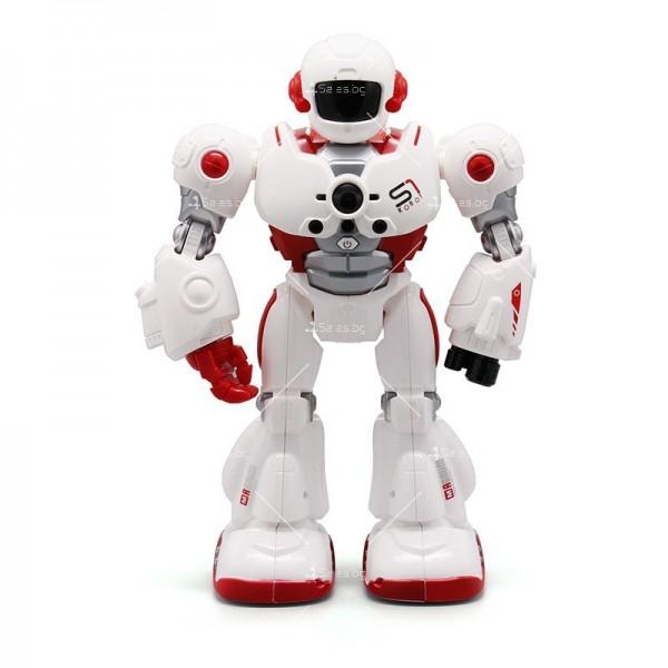 Интелигентен робот Mocha Cops S1 с дистанционно управление WJ28 2