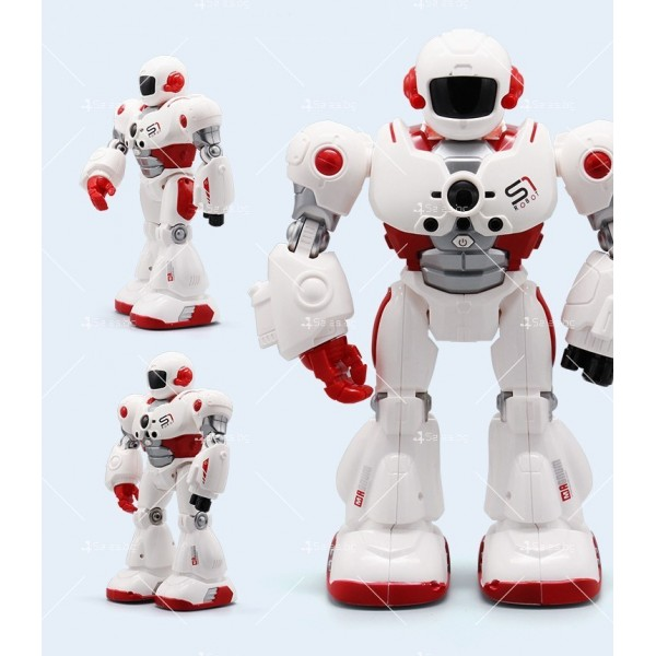 Интелигентен робот Mocha Cops S1 с дистанционно управление WJ28 3