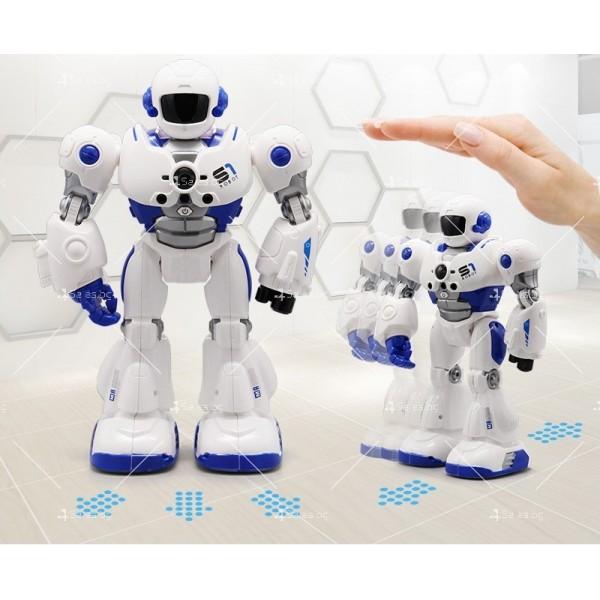 Интелигентен робот Mocha Cops S1 с дистанционно управление WJ28 5
