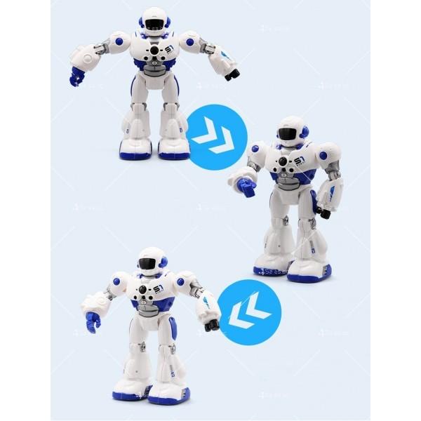 Интелигентен робот Mocha Cops S1 с дистанционно управление WJ28 6