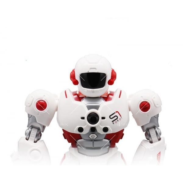 Интелигентен робот Mocha Cops S1 с дистанционно управление WJ28 7