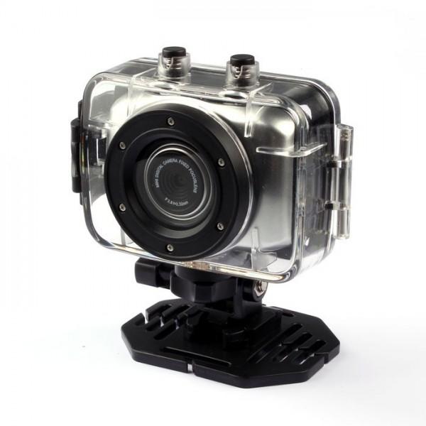 Action camcorder HD 720P Най-ниска цена в България 10