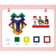 Детска образователна игра с фигурки за развитие на логическото мислене WJ18