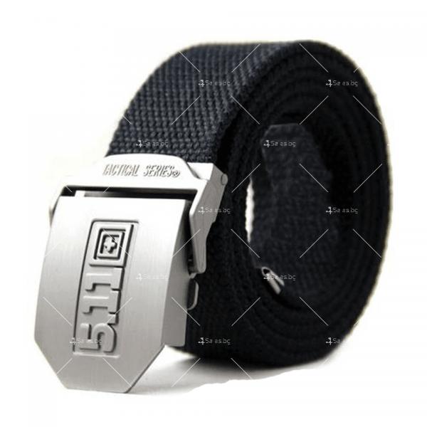 Тактически колан с метална катарама в сребрист цвят 5.11 1