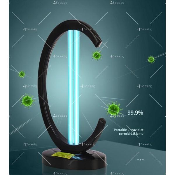 UV лампа за дезинфекция с озон и мощност от 38W - CY-38I 4