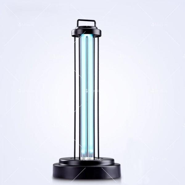 UV бактерицидна лампа за стерилизация и дезинфекция 38W - CY-38J