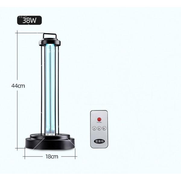 UV бактерицидна лампа за стерилизация и дезинфекция 38W - CY-38J 8