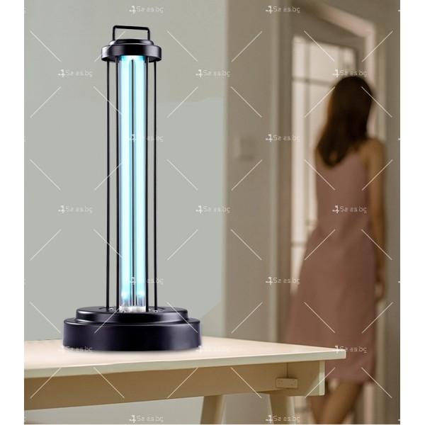 UV бактерицидна лампа за стерилизация и дезинфекция 38W - CY-38J 9