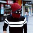 Плетена топла шапка и шал яка в различни цветове DM2 (ADULT) 4