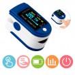 Устройство за измерване на пулса и кислорода в кръвта в домашни условия TV504 4