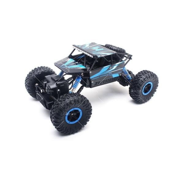 Офроуд бъги джип играчка с дистанционно управление TOY CAR-1 3