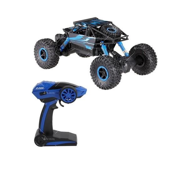 Офроуд бъги джип играчка с дистанционно управление TOY CAR-1 9