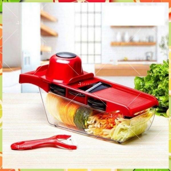 Мултифункционално кухненско ренде Wire Cutter 3