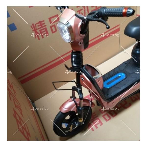 Електрически скутер с акумулаторна батерия, 48 волта, 14 инча MOTOR1 18